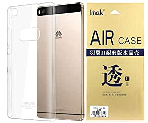 For Huawei Ascend P8 - Imak Air Crystal Clear Back Cover PC Hard Case Shell For Huawei Ascend P8