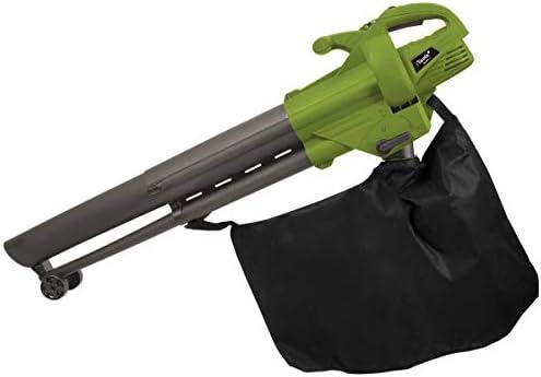Aspirador soplador de hojas eléctrica 2400 W - Bolsa 45L - nettoie ...