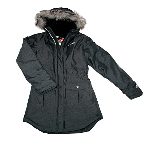 Columbia Black Parka - 5