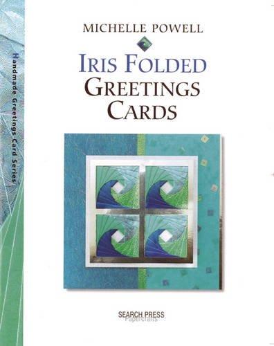 Handmade Iris Folded Greeting Cards (Handmade Greetings Cards) (Folded Handmade)