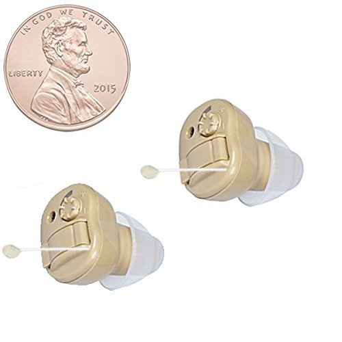 Sound Amplifier Hearing Aid Set of 2 - 5