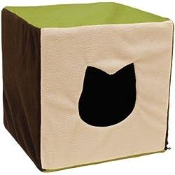 Ware Manufacturing Comf-E-Cube Kitty Condo 1-Level Cat Hideout