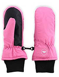 Kids Winter Snow & Ski Mittens - Youth Mitts Gloves...