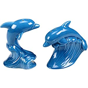 41Cls46Y-gL._SS300_ Beach Salt and Pepper Shakers & Coastal Salt and Pepper Shakers