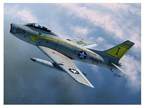 Sword 1/72 アメリカ海軍 FJ-3 フューリー プラモデル SWD72108