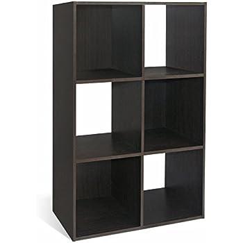 Amazon Com Cap Living 4 6 8 Cube Room Organizer Shelf