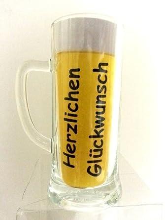 Geburtstag Geschenkset Bier Bierkrug Dekoration Und Geschenkkarte