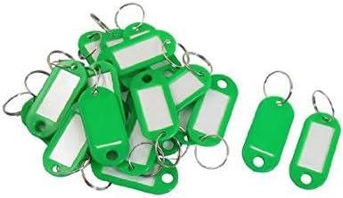 Etiquetas de plástico rígido para llaves de equipaje ...