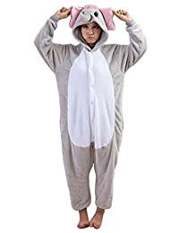 Unisex Adult Kigurumi Pajamas Animal Onesie