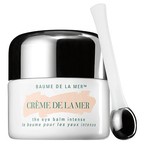 Crme de la Mer The Eye Balm Intense, 15ml- targets the look of puffiness-right before your eyes/with extraordinary energy and vitality of red algae by Crme de la (La Mer The Eye Balm)