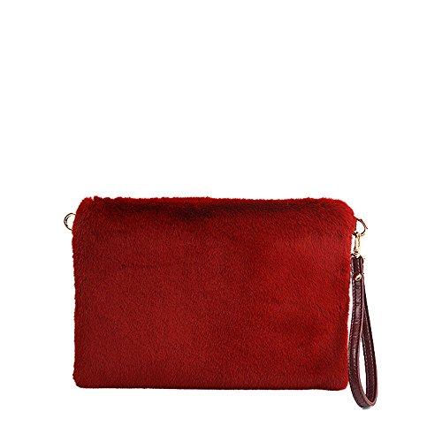 MY AGLAIA femme pour Pochette Red qnFwzTf