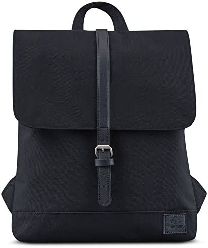 Small Backpack Women Black Recycled product image