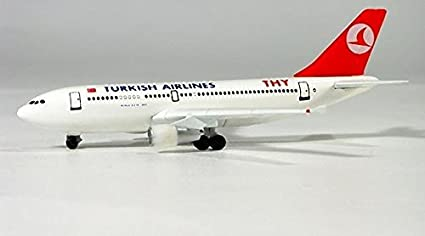 Buy Herpa 500944 Turkish Airlines Airbus A310 300 1:500 Scale