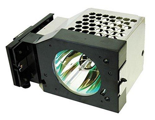 PT-50DL54J Panasonic TV Lamp Replacement. Lamp Assembly with Genuine Original Osram P-VIP Bulb Inside.