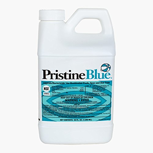 Earth Science Pristine Blue (64 oz) by Earth Science