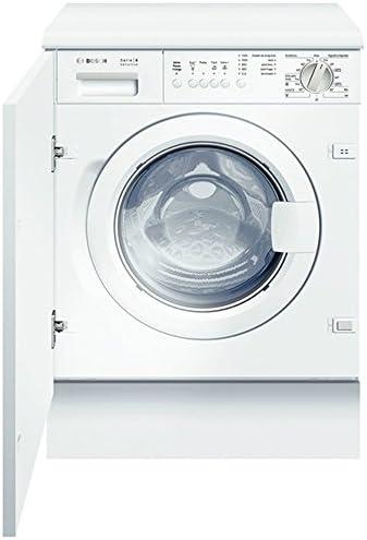 Bosch WIS24167EE - Lavadora (Integrado, Color blanco, Frente, 7 kg, 1200 RPM, A): Amazon.es: Grandes electrodomésticos