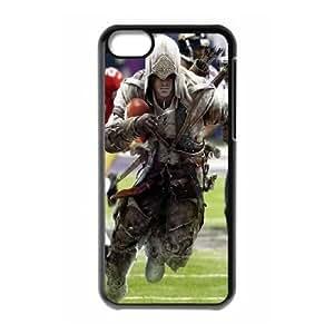 iphone5c phone case Black Assassin?¡¥s Creed 4 Super Bowl XXD0011962