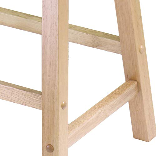 Winsome 84084 Satori Stool 24 Natural