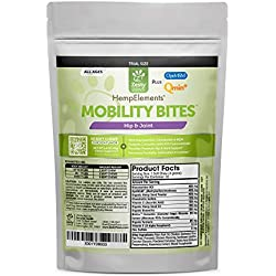 Zesty Paws Hemp Mobility Bites, 10ct