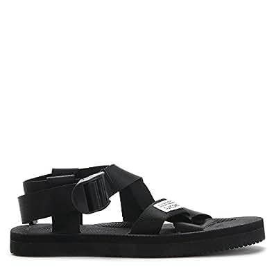 d24d4bee890d Image Unavailable. Image not available for. Colour  Suicoke Men s Summer CHIN2  Sandals OG-023-2 Black ...