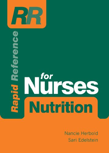Rapid Reference for Nurses: Nutrition Pdf