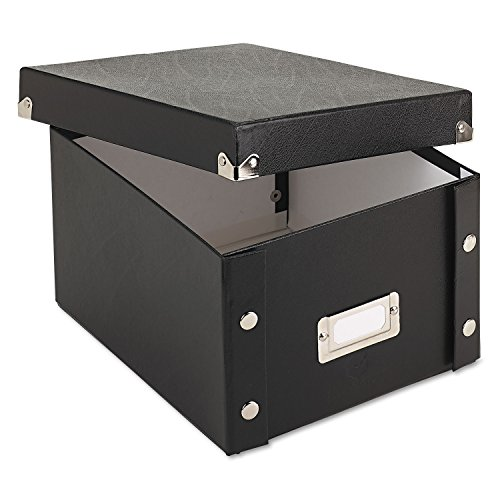 Ideastream Collapsible File Box (IDESNS01647 - Snap-n-store Snap 'N Store Collapsible Index Card File Box Holds 1)