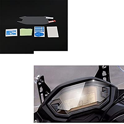 FATExpress Motorcycle Cluster Scratch Protection Film Screen Protector Speedo Cover for Honda CBR500 R/F/X CBR500R CBR 500R CRF250L 2017 2018 17-18