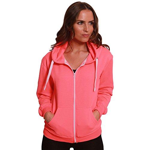 FATAL FASHION - Sudadera con capucha - para mujer rosa neón