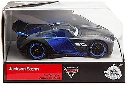 Amazon Com Disney Cars Series 3 Jackson Storm 1 43 Scale Die Cast Toys Games