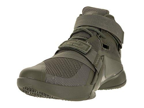 Nike Heren Lebron Sold Ix Basketbalschoen Medium Olive / Neutraal Olive / Olive