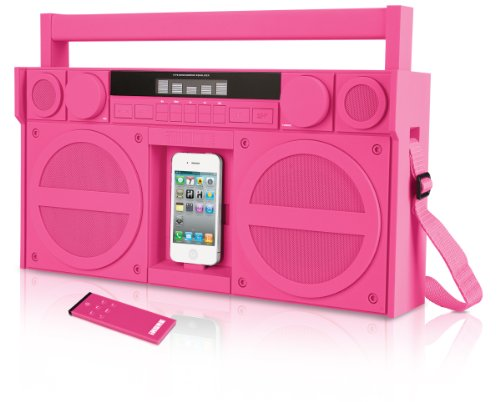 iP4PZ 30 Pin Speaker Boombox Compatible product image