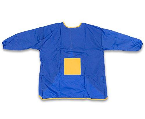 Betzold 82804 - Malkittel, Größe L - Malkleidung für Kinder, Malen und Basteln, Kunstunterricht Vinco82804