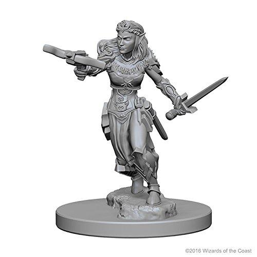 (D&d Nolzur?s Marvelous Unpainted Minis: Elf Female Ranger)