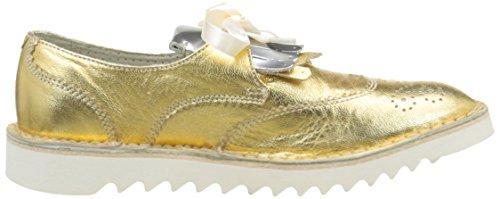 Bunker Ker 32 - Zapatos Mujer Dorado
