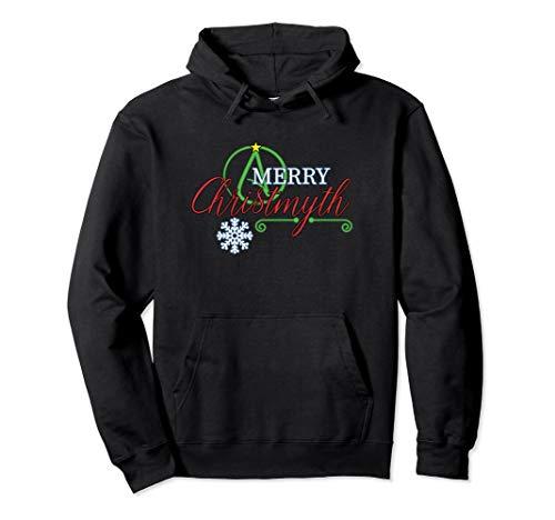 Merry Christmyth Atheist Christmas Hoodie (Color)