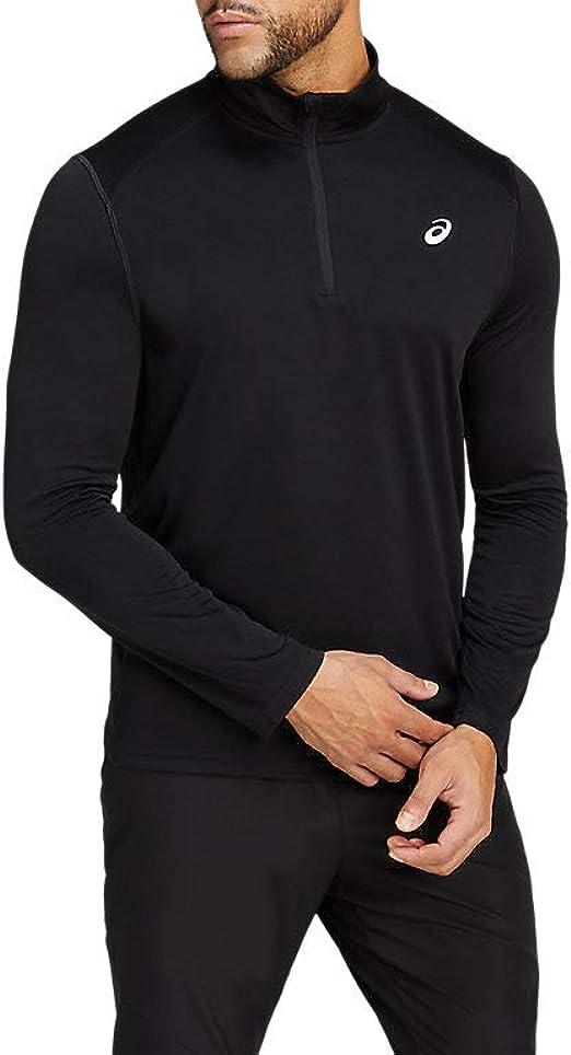 ASICS Men's Essentials Train 1/4 Zip Running Apparel