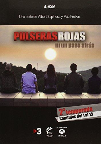 Pulseras Rojas - Temporada 2 [DVD]: Amazon.es: Àlex Monner ...