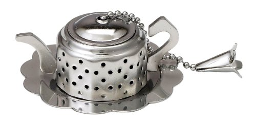 chrome teapot - 8