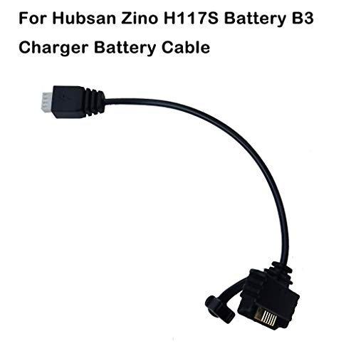 Orcbee  _Hubsan Zino H117S RC Drone Quadcopter Spare Parts Battery Connected Cable Wire