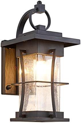 EERU Waterproof Outdoor Wall Sconce Light fixture