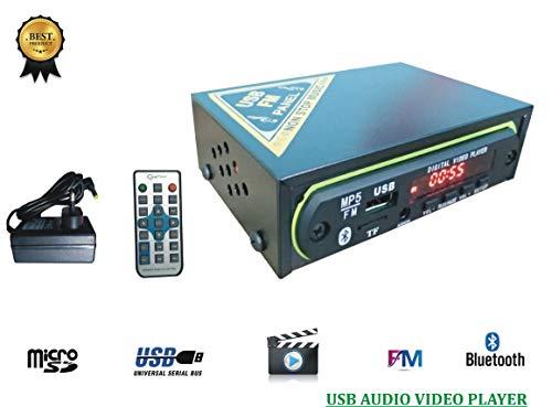 Belfin USB MP5 Stereo Audio Video Media Player Decoder Module with Bluetooth/FM/USB/AUX