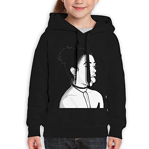 Hi Liza X Koshy Youth Teenager Girl Sweatshirt Pullover Top Blouse Novelty Hoodies