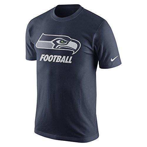 Nike Facility (NFL Seahawks) Herren T-shirt