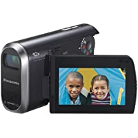Panasonic SDR-S10P1 Flash Memory Weathproof Camcorder with 10x Optical Zoom (Discontinued by Manufacturer)