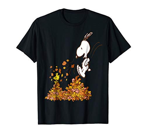 Peanuts Funny Snoopy Charlie Brown Thanksgiving T