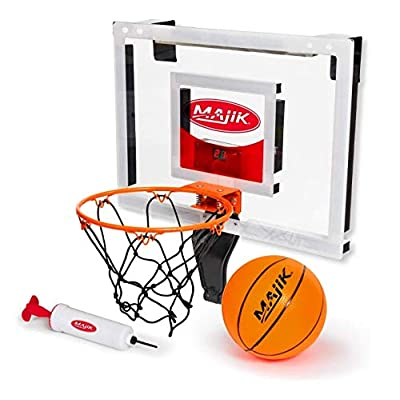 Deluxe Over The Door Basketball: Toys & Games