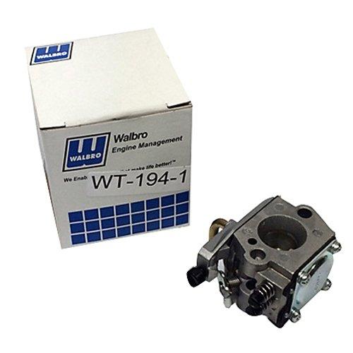 Chainsaw Walbro Carburetor - GENUINE Walbro WT-194 Carburetor for Stihl 024 026 MS240 MS260 024AV 024S 1121 120 0611