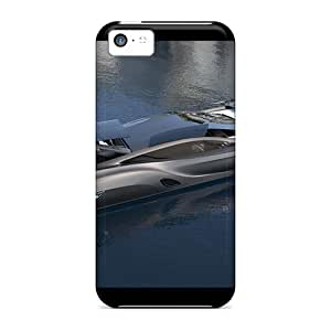 Forever Collectibles Fishin' The Deep Blue Sea Hard Snap-on Iphone 5c Case