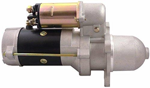 GEAR REDUCED JOHN DEERE TRACTOR STARTER 3020 4000 4020 4030 4230 4430 4620 7020 7700 DIESEL ENGINES