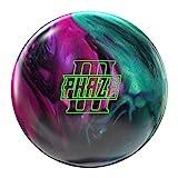 Storm Phaze III Bowling Ball- Obsidian/Jade/Orchid 14lbs